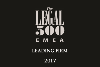 MS_Partners_EMEA Leading firm 2017